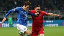 """Portugal igualó ante Italia y es el primer clasificado al """"final four"""" de la Nations League"""
