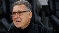 Presidente de la Federación confirmó que Martino será el técnico de la selección mexicana