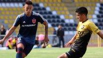 Universidad de Chile goleó a Coquimbo Unido en su primer amistoso de pretemporada