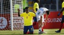 Ecuador dejó en situación crítica a Argentina y se acercó al hexagonal final del Sudamericano