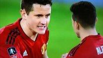 En Inglaterra destacaron el gran gesto de Ander Herrera con Alexis Sánchez