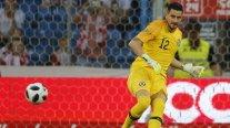 Gabriel Arias y posibilidad de jugar por Argentina: Ya tomé la decisión de representar a Chile
