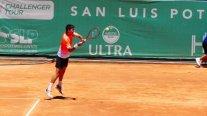 Tomás Barrios logró un sólido ascenso tras buena actuación en México