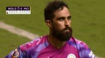 Manchester City de Claudio Bravo cayó en los penales ante Wolves por el Asian Trophy
