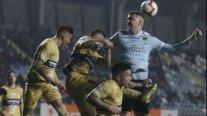 Everton igualó en un complicado encuentro ante O'Higgins y avanzó en Copa Chile