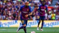 Inter de Milán presentó oferta para lograr el préstamo de Vidal