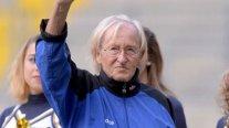 Falleció en Alemania ex entrenador de la selección chilena Rudi Gutendorf