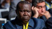 Ex presidente de la Federación Centroafricana de Fútbol fue acusado de crímenes de guerra