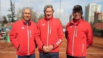 Chile se coronó campeón del mundo de tenis Súper Seniors en Croacia