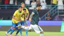 Argentina se quedó con el clásico al doblegar a Brasil en Arabia Saudita
