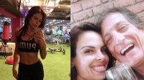 """""""Te amo loco mío"""": Personal trainer hizo pública su relación con Mario Salas"""
