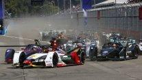 El desarrollo del Santiago E-Prix 2020 de la Fórmula E en el Parque O'Higgins
