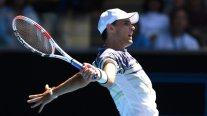 Dominic Thiem se instaló en la segunda ronda del Abierto de Australia