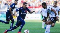 La final de Copa Chile entre Colo Colo y la U que se juega en Temuco