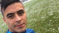 Brian Fernández confirmó su buen estado y que se encuentra amenazado