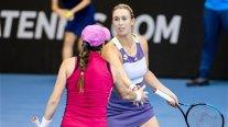 Alexa Guarachi y Kaitlyn Christian buscan el título de dobles en San Petersburgo
