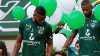Ex zaguero de U. de Chile Rafael Vaz volvió al club que lo desechó el 2019