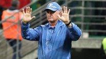 Luiz Felipe Scolari toma fuerza en la lista de candidatos para sumir como DT en Colo Colo