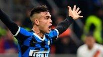 Lautaro Martínez decidió quedarse en Inter de Milán