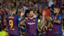 Futbolistas de Barcelona aceptaron radical rebaja de sus sueldos