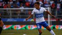 Diego Buonanotte: Me gustaría retirarme en la UC, pero el fútbol es muy cambiante