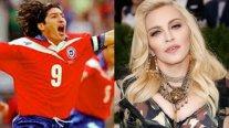 Zamorano: Me sorprendió muchísimo lo que dijo Madonna de mí durante el Mundial de Francia