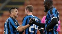 Inter de Alexis Sánchez buscará ante Getafe el paso a cuartos de final en la Europa League