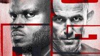 Derrick Lewis y Aleksei Oleinik animan la pelea estelar de la UFC Fight Night de Las Vegas