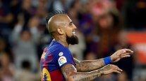 Prensa italiana: Salida de Diego Godín permitirá la llegada de Arturo Vidal a Inter