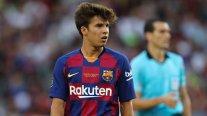 Ronald Koeman cortó a prometedor volante formado en la cantera de Barcelona