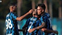 Inter de Alexis Sánchez enfrenta a Pisa en nuevo amistoso de pretemporada