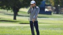 Joaquín Niemann tuvo un cierre para el olvido en el US Open y retrocedió varios puestos
