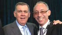 Mauricio Israel: Yo le dije a Harold Mayne-Nicholls 'huevón, trae a Bielsa'