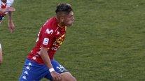 Carlos Palacios: Quiero jugar en un grande de Sudamérica y participar de manera activa en la Roja