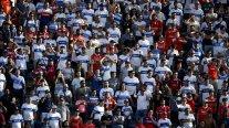 Gobierno está elaborando un protocolo para partidos de fútbol con público