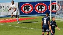 La U sigue sin despertar y extendió su mala racha con una derrota ante U. de Concepción