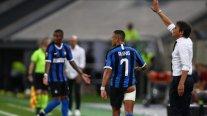 Antonio Conte desestimó la opción de sumar a Alexis Sánchez como tercer delantero ante Real Madrid