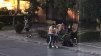 Macul se querella por ataque de barristas de Colo Colo contra inspectores municipales