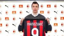 AC Milan concretó el fichaje de Mario Mandzukic