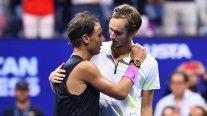 Daniil Medvedev desbancará a Rafael Nadal del segundo puesto del ránking ATP