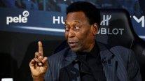 """Pelé: Le decía a Maradona """"puedes ser mejor, pero yo marco con la derecha, con la zurda, de cabeza, y tú no"""""""