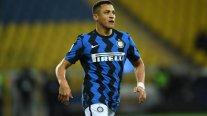 Inter de Sánchez y Vidal choca ante Cagliari por Serie A