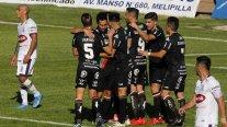 Palestino sumó su primer triunfo en el Campeonato tras batir a Melipilla