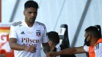 Colo Colo no contempla reforzarse ante inminentes salidas de Campos y Véjar