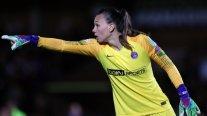 Christiane Endler anunció que deja PSG: Es momento de buscar otro proyecto deportivo
