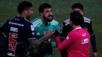 Gustavo Ahumada consignó fuertes insultos de De Paul al cuarto árbitro tras su expulsión ante Curicó