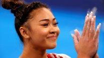 Estadounidense Sunisa Lee hizo feliz a Simone Biles y ganó el oro en All-Around