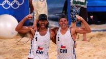 Los primos Grimalt derribaron a Suiza y accedieron a octavos de final en el vóleibol playa olímpico