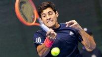 Eslovaquia y Chile definen su paso al repechaje del Grupo Mundial en la Copa Davis