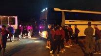 Bus de equipo venezolano Carabobo FC fue tiroteado tras un partido